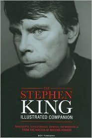 The Stephen King Illustrated Companion Manuscripts, Correspondence, Drawings, and Memorabilia.  The title pretty much says it all.  Great book for all King fans!