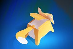 Embalagem raposa p/ doces-Petit Prince | PeuArt Ateliê Digital | Elo7