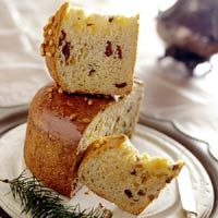 Festive Fruit-and-Nut Panettone Recipe
