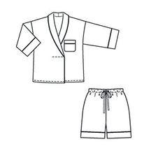 Burdastyle 11-2009-130 kimono top 36-44