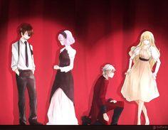 """Aldnoah ZERO """"Asseylum Vers Allusia"""" """"Kaizuka Inaho"""" """"Lemrina Vers Envers"""" """"Slaine Troyard"""""""