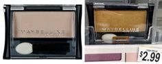 FREE Maybelline Eyeshadow Singles at Publix! - http://www.livingrichwithcoupons.com/2013/01/maybelline-coupon-free-publix.html