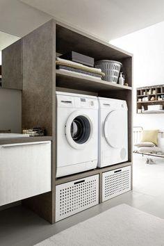 Bolle - Meubles, salle de bain, blanchisserie - Arbi Arredobagno - #Arbi #Arredobagno #bain #blanchisserie #Bolle #de #meubles #salle