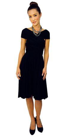 Signature Little Black Dress
