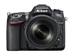 JUAL Nikon D7100 24.1 MP DX-Format CMOS Digital SLR dengan 18-105mm f/3.5-5.6 AF-S DX VR ED Nikkor Lensa MURAH | IndentStore.Com