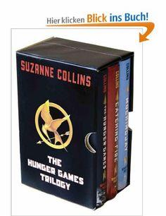 The Hunger Games Trilogy Boxed Set: Amazon.de: Suzanne Collins: Englische Bücher