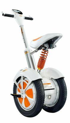 Scooters tipo Segway, tendras todo el control con sus distintas de auto alcance. #commuterscooter #wearables #pseudowearables