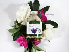 Соль для ванн с лавандой AlpStories bath salt lavender