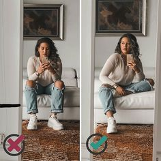 Tips-To-Look-Better-Photos-Bonnie-Rodriguez-Krzywicki Best Photo Poses, Girl Photo Poses, Picture Poses, Girl Poses, Model Poses Photography, Glamour Photography, Self Portrait Poses, Posing Guide, Foto Art