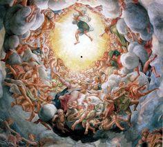 Parma Cupola Duomo