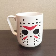 TGIF Coffee Mug by TheDeadlightCafe on Etsy