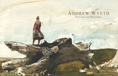 Andrew Wyeth | Drawings and Watercolors