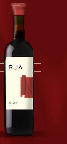 Rua - Napa Valley Red Wine