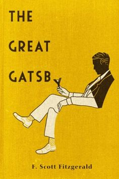 The Great Gatsby #CuratedReads #BookCovers