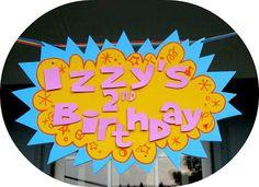 YGG B-Day Sign!
