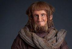 Hobbit: Ori, interpretado por Adam Brown.