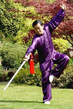 Tai Chi Straight Sword form  http://taichicircle.vidlify.net