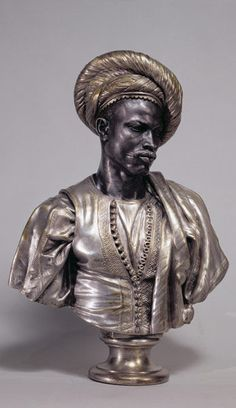 Charles Henri Joseph Cordier (1827-1905), was a French sculptor of Ethnographic subjects.