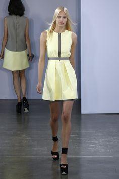 Victoria, Victoria Beckham RTW Spring 2013 - Runway, Fashion Week, Reviews and Slideshows - WWD.com
