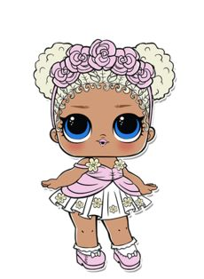 Lol Doll Coloring Pages Elegant Flower Child Series 3 L O L Surprise Doll Coloring Page. Lol Doll Cake, Doll Drawing, Doll Party, Lol Dolls, Coloring Pages For Kids, Paper Dolls, Baby Dolls, Creepy, Clip Art