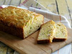 Ham and Cheese Quick Bread: This savory loaf is delicious served slightly warm, or toasted the next day and lightly buttered or topped with egg salad for lunch.