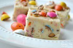 Lemon Tree Dwelling: {No-Bake} Malted Milk Fudge