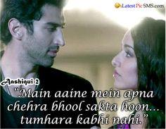 Aashiqui 2 Famous Love dialogues