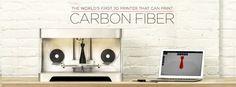 3ders.org - MarkForged Mark One, world's first carbon fiber 3D printer | 3D Printer News & 3D Printing News