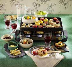 Unser beliebtes Rezept für Schlemmer-Raclette und mehr als 55.000 weitere kostenlose Rezepte auf LECKER.de.