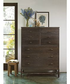 Coastal Living Resort Tranquility Isle Drawer Chest from Stanley