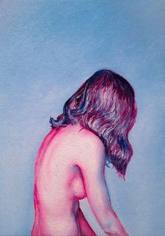 oil on canvas | Tumblr