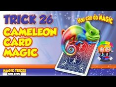 Double Color Changing Card Trick Revealed - Self working easy to make magic