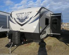 This 2017 Forest River XLR Hyperlite is barely used! Equipped with the XLR kick start package, adrenaline package, 15k air conditioner, 3 recliner sofa and more! Get this great travel trailer/toy hauler starting at $25,900 only at Crossroads Trailer Sales. Make it yours TODAY: http://www.crossroadstrailers.com/2017-forest-river-xlr-hyperlite-29hfs-used-travel-trailer-nj-i2051290