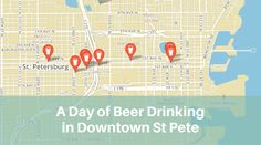 A Day of Beer Drinking in Downtown St Pete | The Brewery Bay