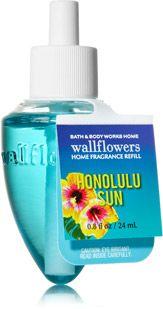 Honolulu Sun Wallflowers Fragrance Refill - Home Fragrance 1037181 - Bath & Body Works