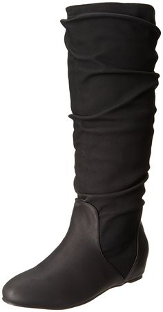 Michael Antonio Women's Nellie Slouch Boot >>> You can get additional details at the image link.