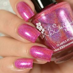 KB Shimmer Berried in the Sand @color4nailsusa  Exclusive