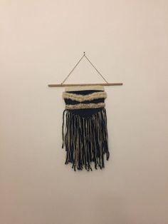 DIY - Weaving avec Seize Paris (Tissage Mural)