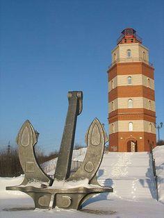 Murmansk lighthouse [Murmansk, Russia]