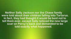 Percy Jackson Headcanons: Photo