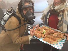 Gas Mask Girl, Oxygen Mask, Respirator Mask, Full Face Mask, Turkey, Gas Masks, Scuba Diving, Women's Fashion, Movie
