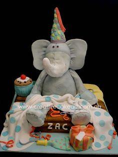 creative cake art birthday and chrstend (46) by www.creativecakeart.com.au, via Flickr