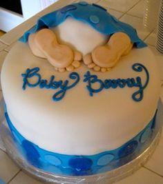 Baby cake!