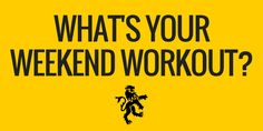 Tell us #KYfam, what's your weekend session going to consist of? #gym #running #squat #fitfam #gains