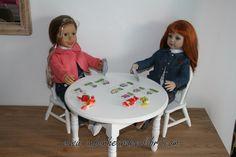 Savannah et Alexis à table
