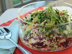Ty's Thai Salad recipe from Trisha Yearwood via Food Network