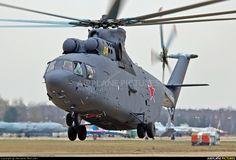Russia - Air Force Mil Mi-26