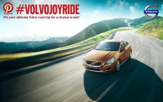 Perfect for #roadtrips, the New 2013 #Volvo #S60 T5 AWD excels in fuel efficiency receiving 29mpg! #VolvoJoyride