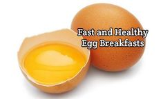 Getting protein first thing in the morning helps weight loss, and sets you up for a productive day. Here are some easy ways to do that: http://dietmdhawaii.com/healthy-diet-plan/fast-healthy-egg-breakfasts