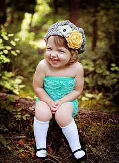 this is the most adorable little girl #hair #kids